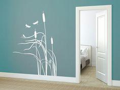 streifen mit malerband an der wand streichen | deko etc ... - Flur Streichen Welche Farbe