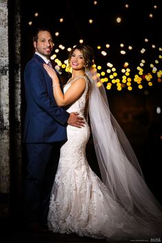 Smiling bride and groom with string light background  #Michiganwedding #Chicagowedding #MikeStaffProductions #wedding #reception #weddingphotography #weddingdj #weddingvideography #wedding #photos #wedding #pictures #ideas #planning #DJ #photography