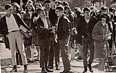 1960's school fashion