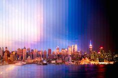 Timelapse Photography by Dan Marker Moore – Fubiz™