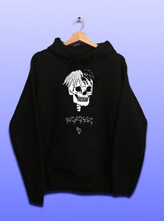 e41c882753a Excited to share the latest addition to my  etsy shop  xxxtentacion Revenge  tour Hoodie