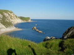 Lulworth Cove, Dorset, the place we met the Princes......♔..
