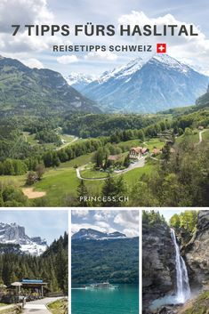 Places To Travel, Travel Destinations, Travel Europe, Packing Tips For Travel, Travel Hacks, Reisen In Europa, Solo Travel, Where To Go, Switzerland