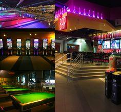 #XLanesLA is your entertainment destination! Our bar has 3 large projectors and 11 LED TVs for your viewing pleasure. www.xlanesla.com (213) 229-8910