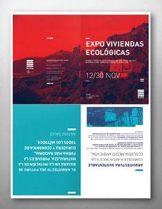 Editorial - Díptico Marq by Belén Fernández Madero, via Behance