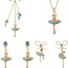 Find More Pendant Necklaces Information about 2016 French Les gradient color ballet girls fashion necklace copper plating gold necklace,High Quality necklace surfer,China necklace string Suppliers, Cheap necklace extender from Mak fashion jewelry store on Aliexpress.com