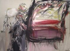 ROMULO MACCIO, PINTOR ARGENTINO Arts, Painting, Mixed Media, Tela, Abstract Expressionism, Urban Art, Illustration Art, Artists, Strong