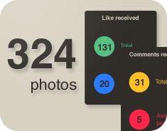 Statigr.am: web viewer for Instagram