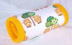 Kuschelrolle für Meerschweinchen,Chinchilla von Lazzyy's Kuschelshop auf DaWanda.com