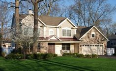 Forest Glen Construction remodeled home in Deerfield, IL.