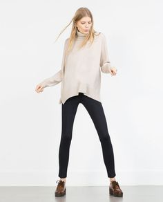 ZARA - WOMAN - BODY SHAPING LEGGINGS