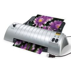 Right now you can save $50 for your own personal laminator. I have my own in my classroom. $30