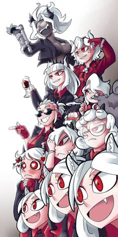 Helltaker by Kasrkin27 on @DeviantArt Cute Anime Character, Character Art, Character Design, Comic Art Girls, Demon Art, Anime Kawaii, Fantasy Artwork, Anime Art Girl, Animes Wallpapers