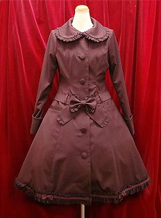 Alice & the Pirates / Outerwear / Julia Ribbon Coat