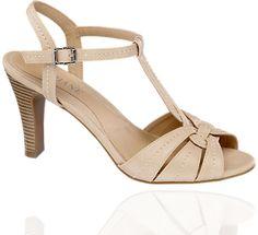 T-pántos szandál - 1240694 - deichmann.com Shops, Lady, Wedding Shoes, Sandals, Heels, Ladies Shoes, Filter, Prom, Color