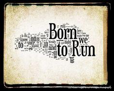 Born to Run lyrics - Bruce Springsteen