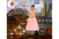 Landmark exhibition on Diego Rivera and Frida Kahlo opens at Detroit Institute of Arts