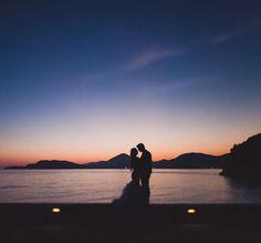 На днях была прекрасная очень  романтичная съемка для Елены и Срджана на Святом Стефане. Теплый летний вечер красивейший закат и много красивых фотографий!  by apple_shtrudel