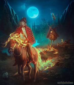 Марья Моревна Fairy Tales, Fantasy, Books, Movies, Movie Posters, Painting, Animals, Art, Angels