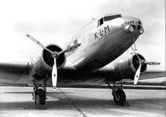Douglas DC-2: The First All-Metal Plane - KLM Blog