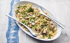Orecchiette vongole e broccoli