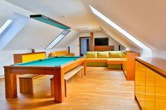 Apartmán Čeladná Ping Pong Table, Infinite, Furniture, Home Decor, Decoration Home, Infinity Symbol, Room Decor, Home Furnishings, Home Interior Design