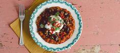 Aubergine, Tomato and Turmeric Curry - Emma Cannon