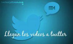 Conoce lo nuevo de twitter http://hectorydiana.com/e/videos-para-twitter