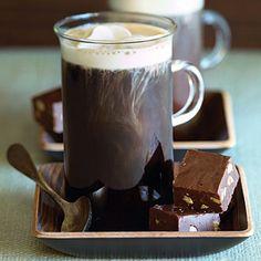 Keoke Coffee (Coffee with brandy, Kahlua, creme de cacao with whipped cream)