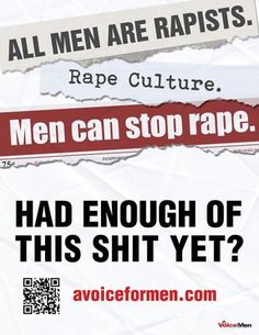 """Rape Culture Article: So you're tired of hearing about """"rape culture""""?  Good article. Read it in full and make your own decision."""