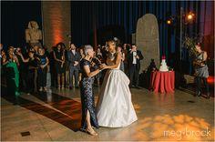 Price & Telesford Wedding | October 2014 | Upper Egypt | Photography: Meg Brock Photography  | Penn Museum Rentals  | www.penn.museum/weddings