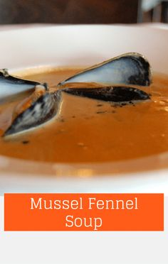 After learning how mussels are harvested, Chef Roble Ali joined The Chew and prepared Mussel Fennel Soup.
