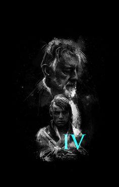 Episode IV Poster #starwars