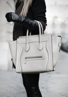 Celine. This one too! Women's Handbags & Wallets - http://amzn.to/2ixSkm5