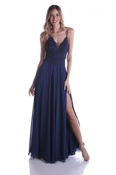 Beauty is everything with this intricate gown from Faviana 10005 Spring Dresses, Prom Dresses, Formal Dresses, New Designer Dresses, Military Ball Dresses, Dress Rental, Black Tie, Corset, Chiffon