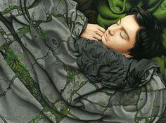 Surreal Paintings by Moki Mioke – iGNANT.de