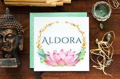 Aldora logo design on Behance