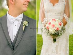 Something Special Floral Boutique - Bouquet & Boutonniere - Saturday, September 20, 2014 - Heritage Center, Vero Beach, FL