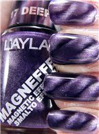 LAYLA Magneffect 'Deep Violet' - available NOW at www.candygirl.co.nz