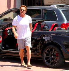 arnold-schwarzenegger/ bentley-supersport-convertable