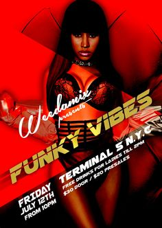 FUNKY VIBES FLYER SAMPLE 1 We Also Design Sexy Flyers For Your Events #Check #Weedamix #Sexy #Artwork #Flyer #MyTimeAGAIN http://weedamix.com/portfolio/funky-vibes-flyer-sample/ …
