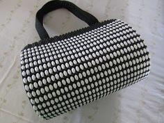 African beads Hand bag