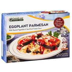Cedar Lane Eggplant Parmesan: We taste-tested healthy frozen meals. Here are the freshest, healthiest and most appetizing microwavable dinners.