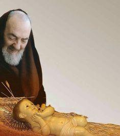 San Pio e il Bambinello