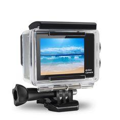 Yuntab Mini 30-Meter Waterproof Sport DV A9 Extreme Action Camera 5MP 15FPS, Helmet Camera Cam DV Action Camcorder (HD 1080P)  #Affiliate