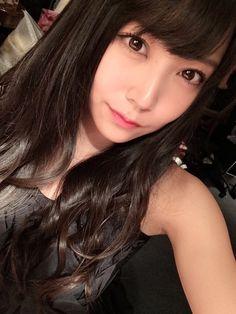 Shiroma Miru (白間美瑠) - NMB48 - Team M #gravure #jpop #idol #nmb48 #beautiful #japan #Google+