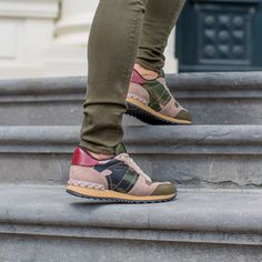 VALENTINO | NEW ARRIVALS | DERODELOPER.COM The Valentino rockrunner camouflage sneaker for the fall / winter 2016 collection. Available Online & In Store FOR MORE SHOP ONLINE: WWW.DERODELOPER.COM/VALENTINO