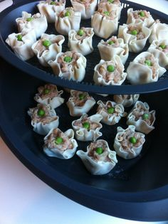 Dim Sum in the #Thermomix! A #Recipe using #Varoma