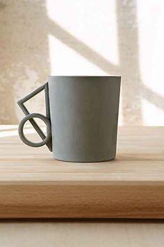 Aandersson Design Shapes 4 Mug