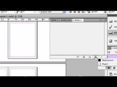 How to Lay Out a Book in InDesign : InDesign Tutorials